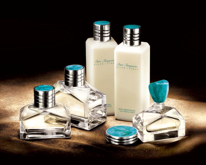 Ralph Lauren Pure Turquoise Line