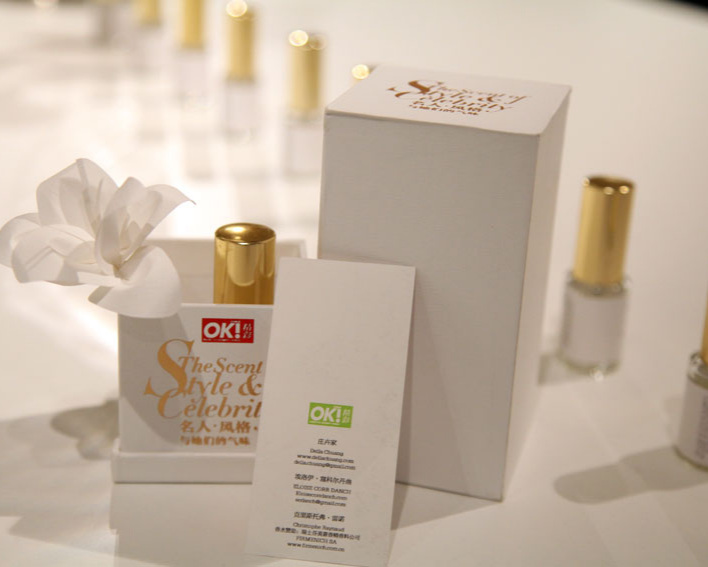 THE SCENT OF STYLE & CELEBRITY -