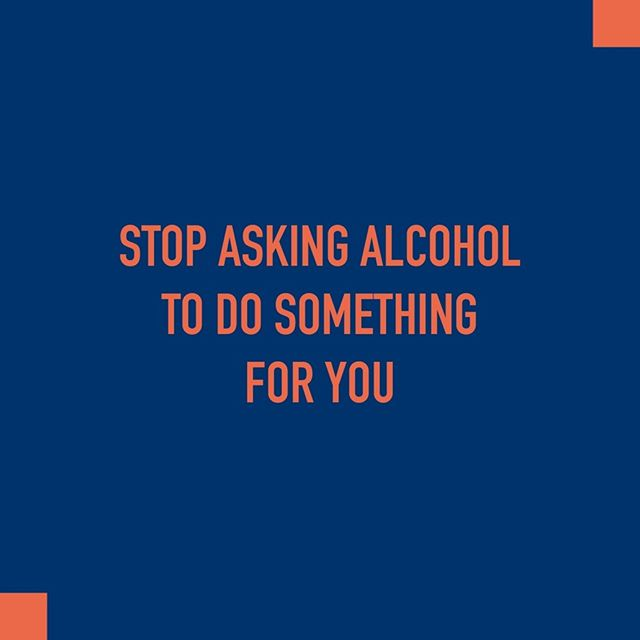 When we abuse alcohol, we are asking it to do something for us. Ease a stress, forget a pain, take us out of the moment we are in. But the truth is, you can't outrun those things. Alcohol cannot do anything for us. Spend time figuring out what you're asking alcohol to do for you, and you'll find when you address those things, you'll stop asking alcohol to help you with them.  #DrKevinG #Alcoholism #Addiction #Alcohol #Mentalhealth #Wellness #Mentalhealthawareness #Therapy #Psychology #Addictionawareness