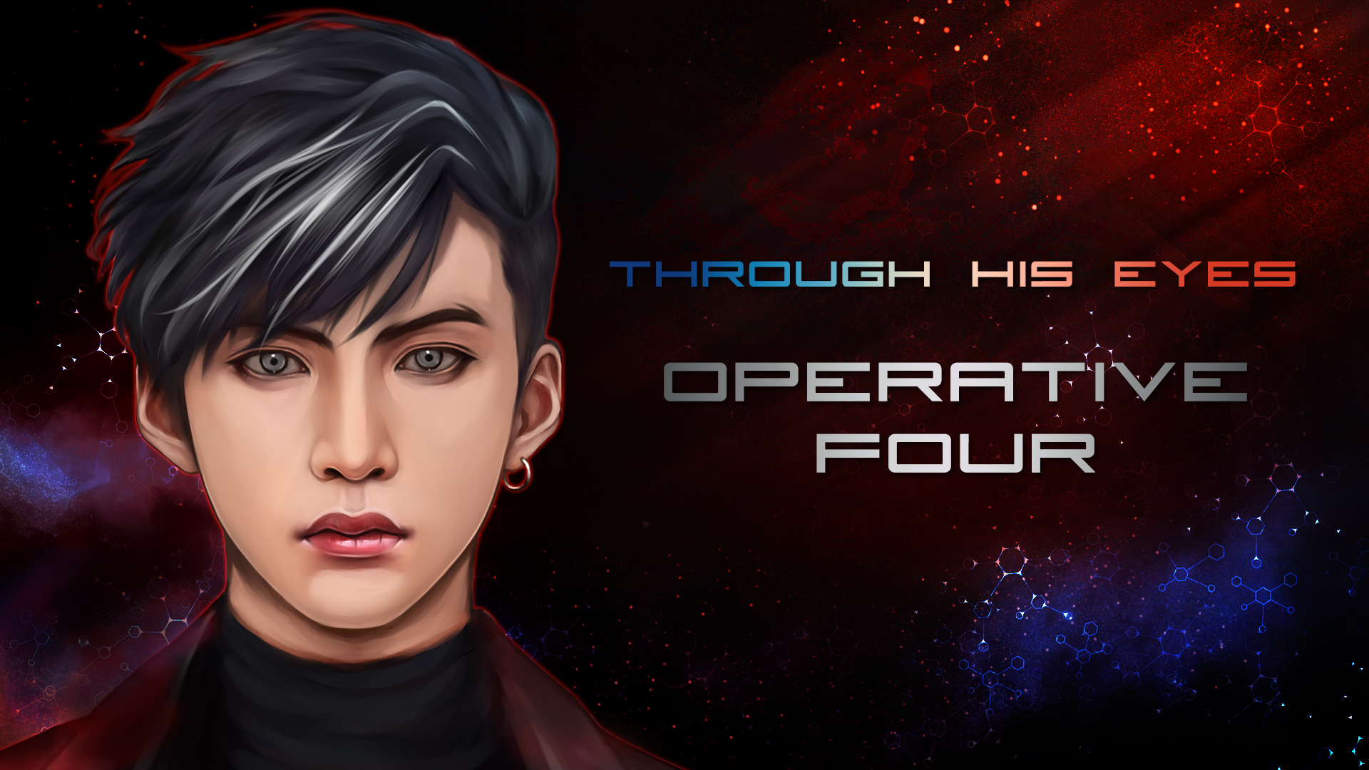 Have you ever wondered what he was thinking? See for yourself...    Through His Eyes: Four Out Now!
