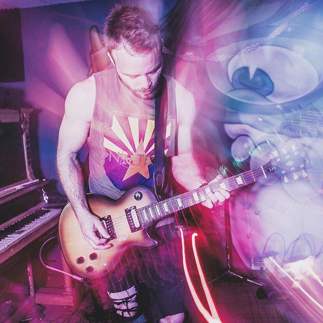 Feel'n the #vibes #photography by @jimlouvau #janenthejungle #tuesday #jntj #music #musician #guitar #guitarist #artist #instagood #instamoment #instamusic #arizona #band #life #follow #indie #alternative #rock #rocknroll #style #art