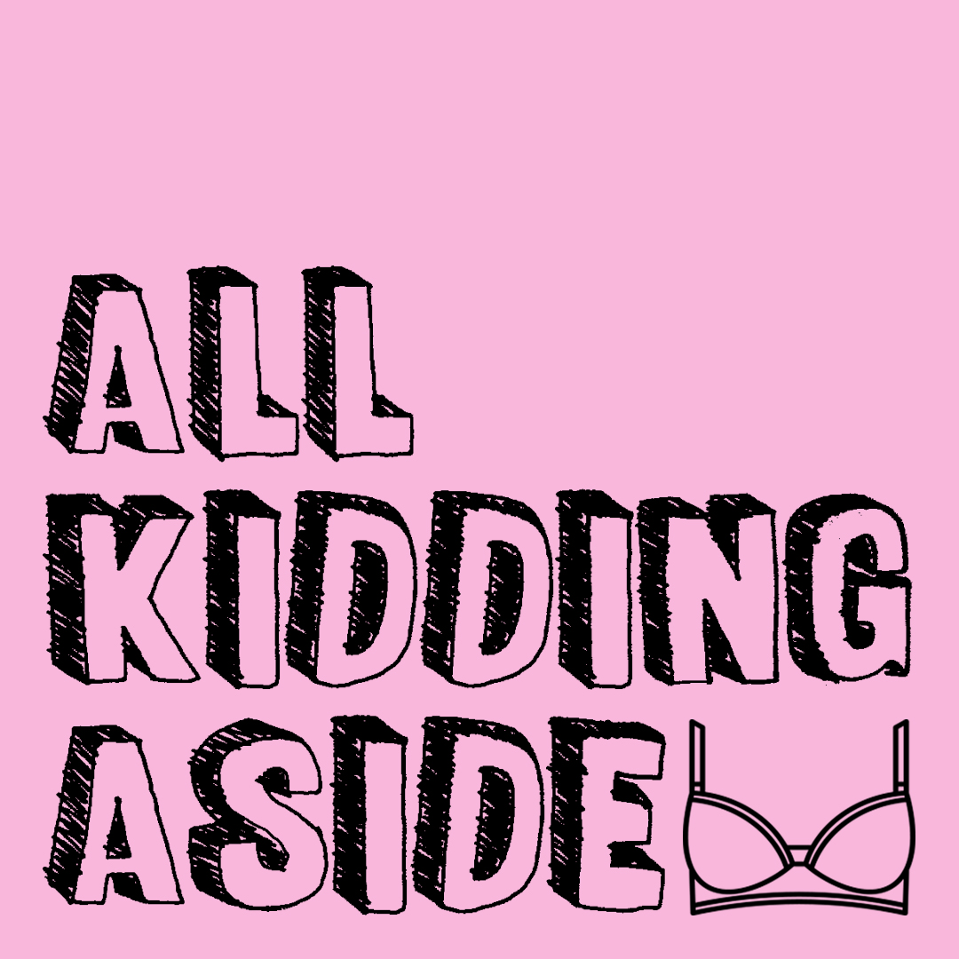 All Kidding Aside is a stand up comedy show that gathers together aspiring and seasoned female comics in Manhattan and Brooklyn to riff on a monthly theme. Comics from Second City, The Pit, and Upright Citizen's Brigade are coming to the All Kidding Aside stage to tell their stories! This isn't a joke.
