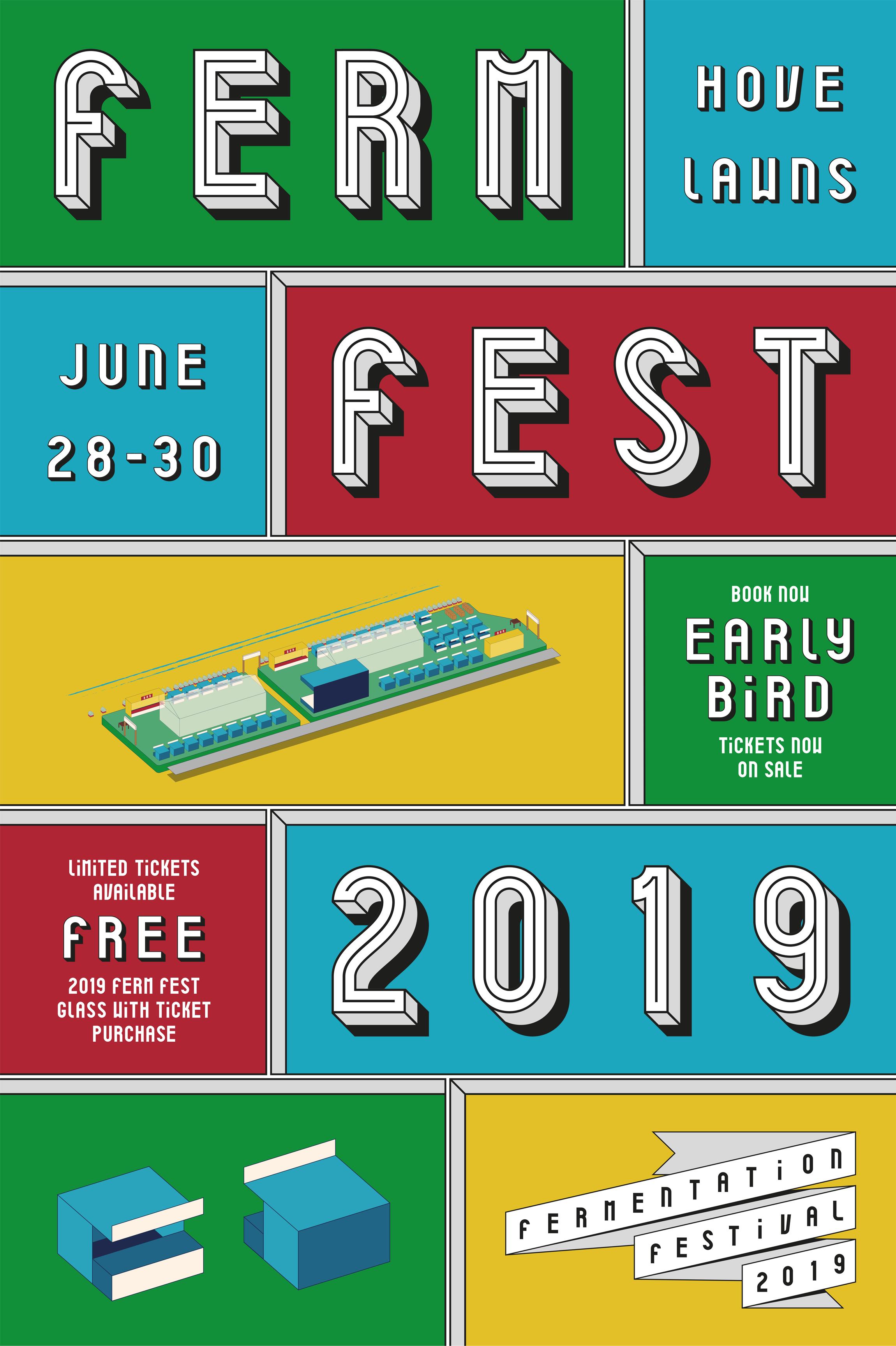 Ferm Fest Poster