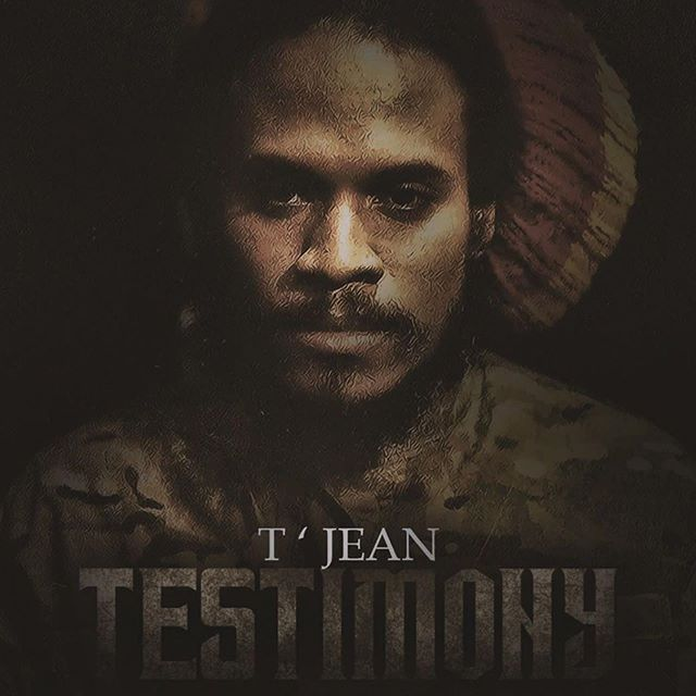 Incredibly proud a mi bro @jahtbenji go get #Testimony right now! What a voice, what a sincerity ✊🏾✊🏾✊🏾 Serious message for serious times 🙏🏾