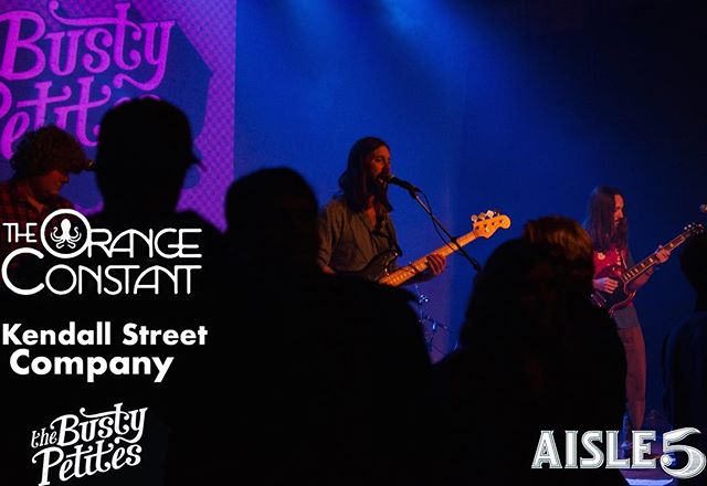 Big night of music headed to Atlanta. We're teaming up with @kendallstreetcompany and @orangeconstant this FRIDAY night to bring you some unforgettably sweet and sultry tunage...DO NOT MISS #thebustypetites #orangeconstant #kendallstreetcompany #staybusty #bustytour2019 #supportlivemusic #livemusic #atlanta #aisle5 #atlantamusic #aisle5music #content #bass #threebands #onenight #hotlanta #guccimane #andre3000 #bustyentertainment