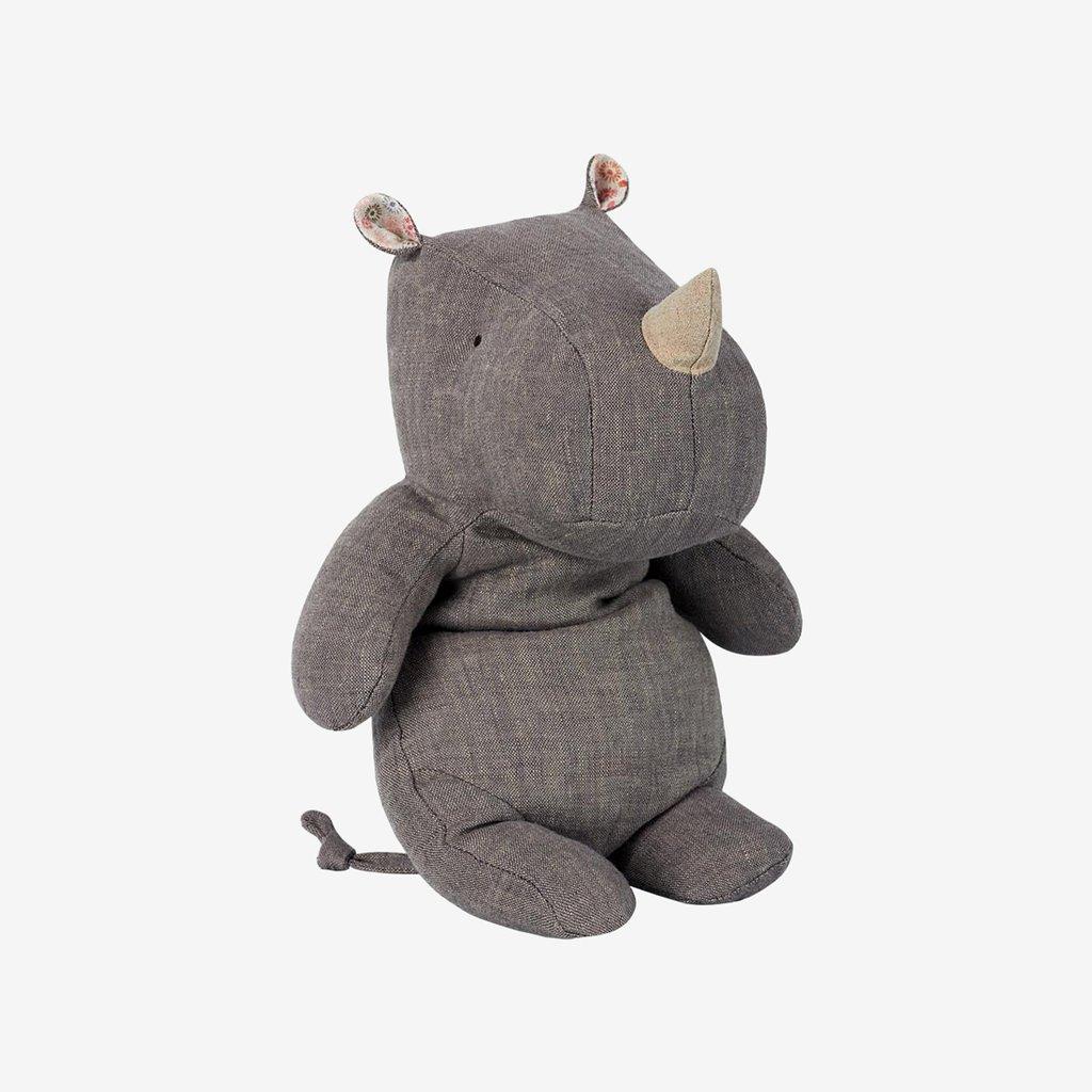 $32   Stuffed Rhino