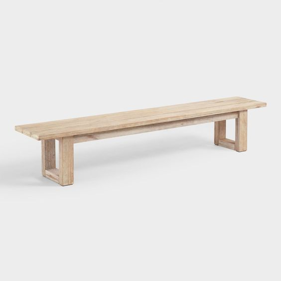 $230 | Outdoor Dining Bench