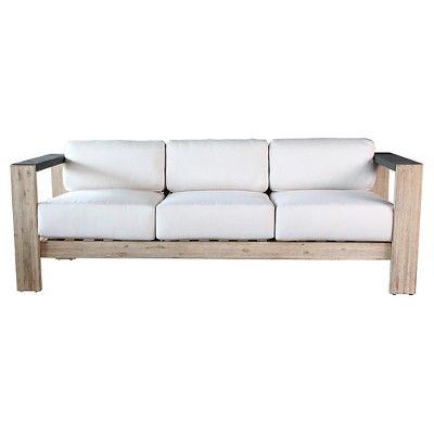 $650 | Outdoor Sofa