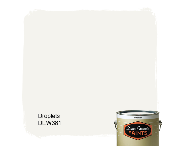 "Wall Paint ""Droplets"""