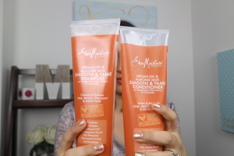 shea moisture argan oil shampoo
