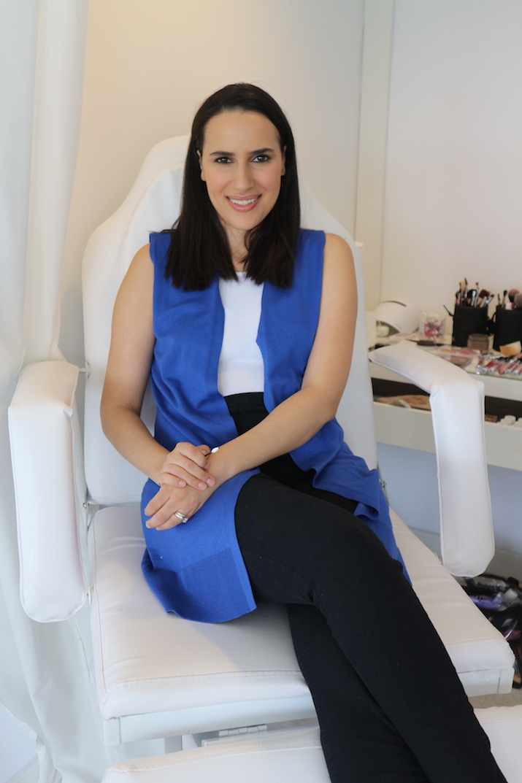 Latina lifestyle expert Mercedes sanchez