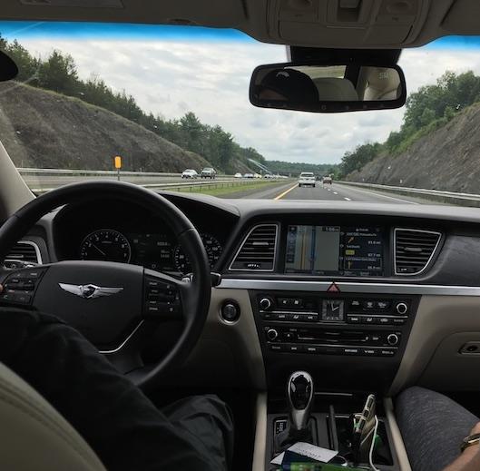 Hyundai Genesis usa