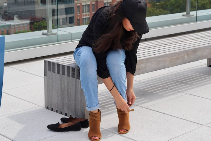 lower east side blogger