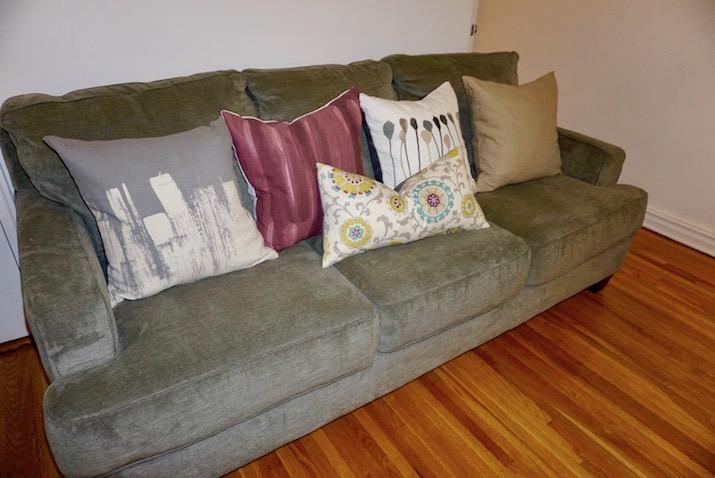 throw pillows decor