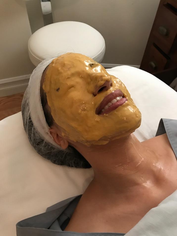 skinspoke face mask