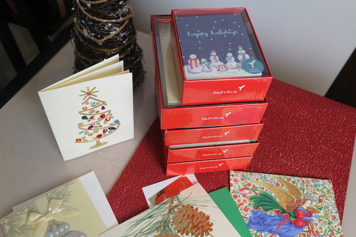 papyrus christmas cards be chic mag