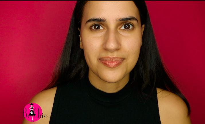 Latina beauty blogger mercedes sanchez