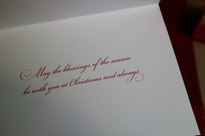 papyrus Duane reade christmas cards