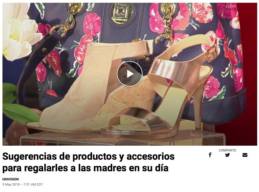 Watch Mercedes Sanchez's lifestyle segment here.