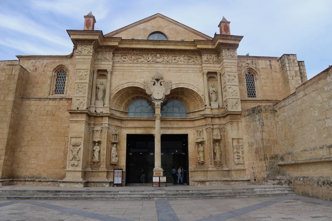 Basilica Cathedral of Santa María la Menor; photo by Mercedes Sanchez