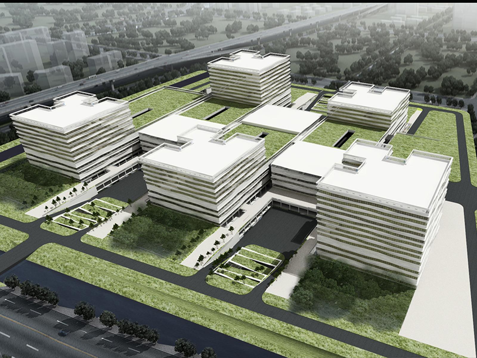 Nanjing Pukou International Medical Center  nanjing, china