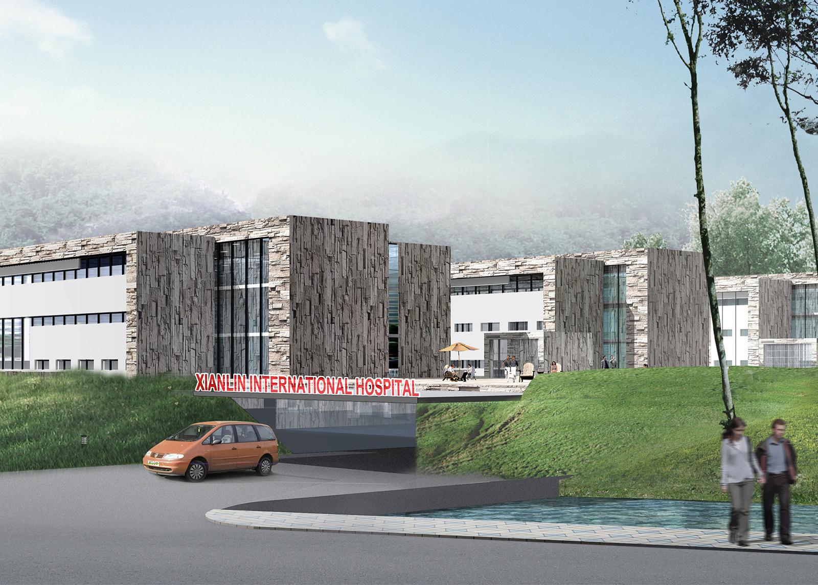 Nanjing Xianlin International Hospital  nanjing, china