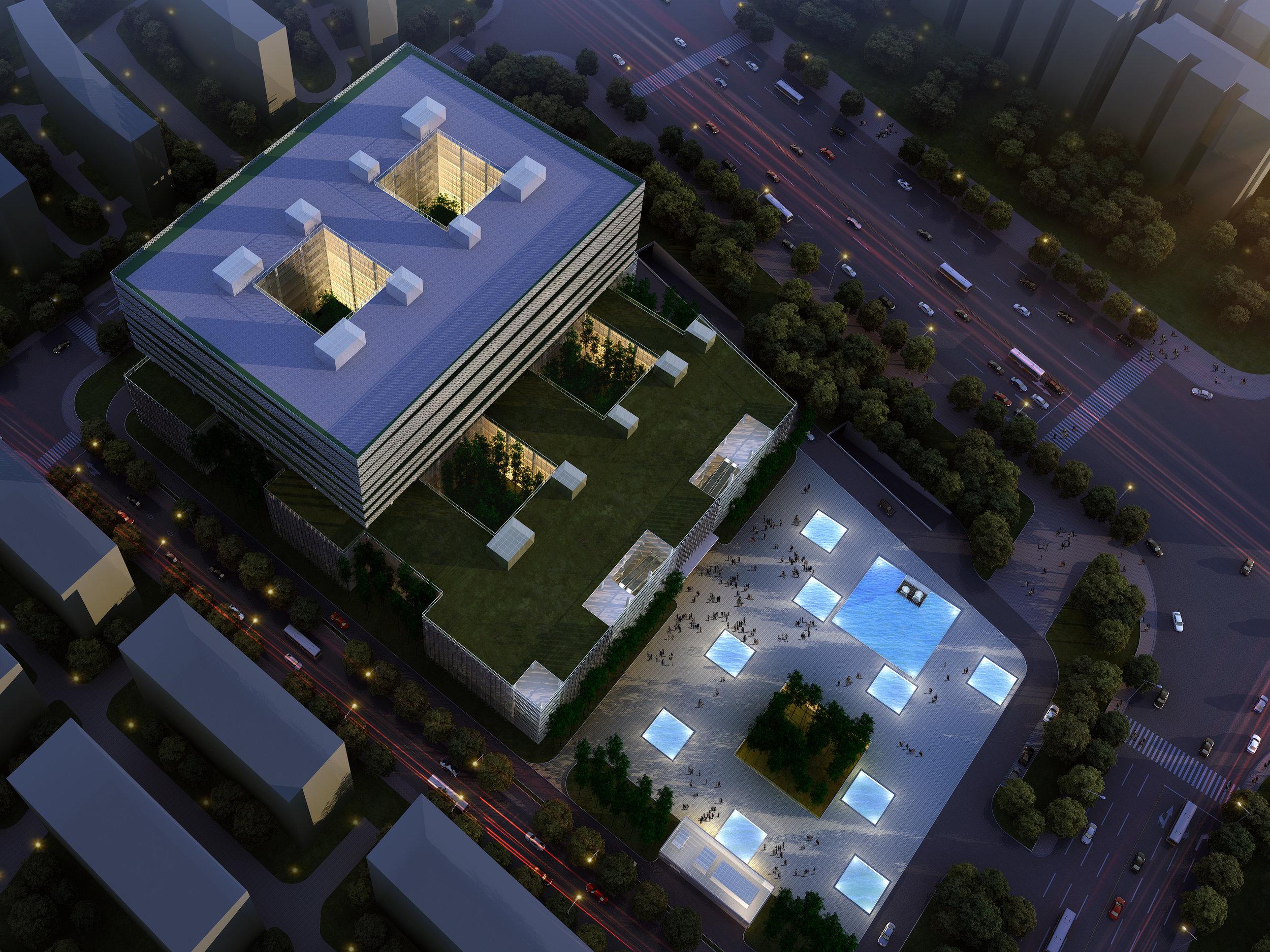 Shanghai Pudong Hospital  shanghai, china