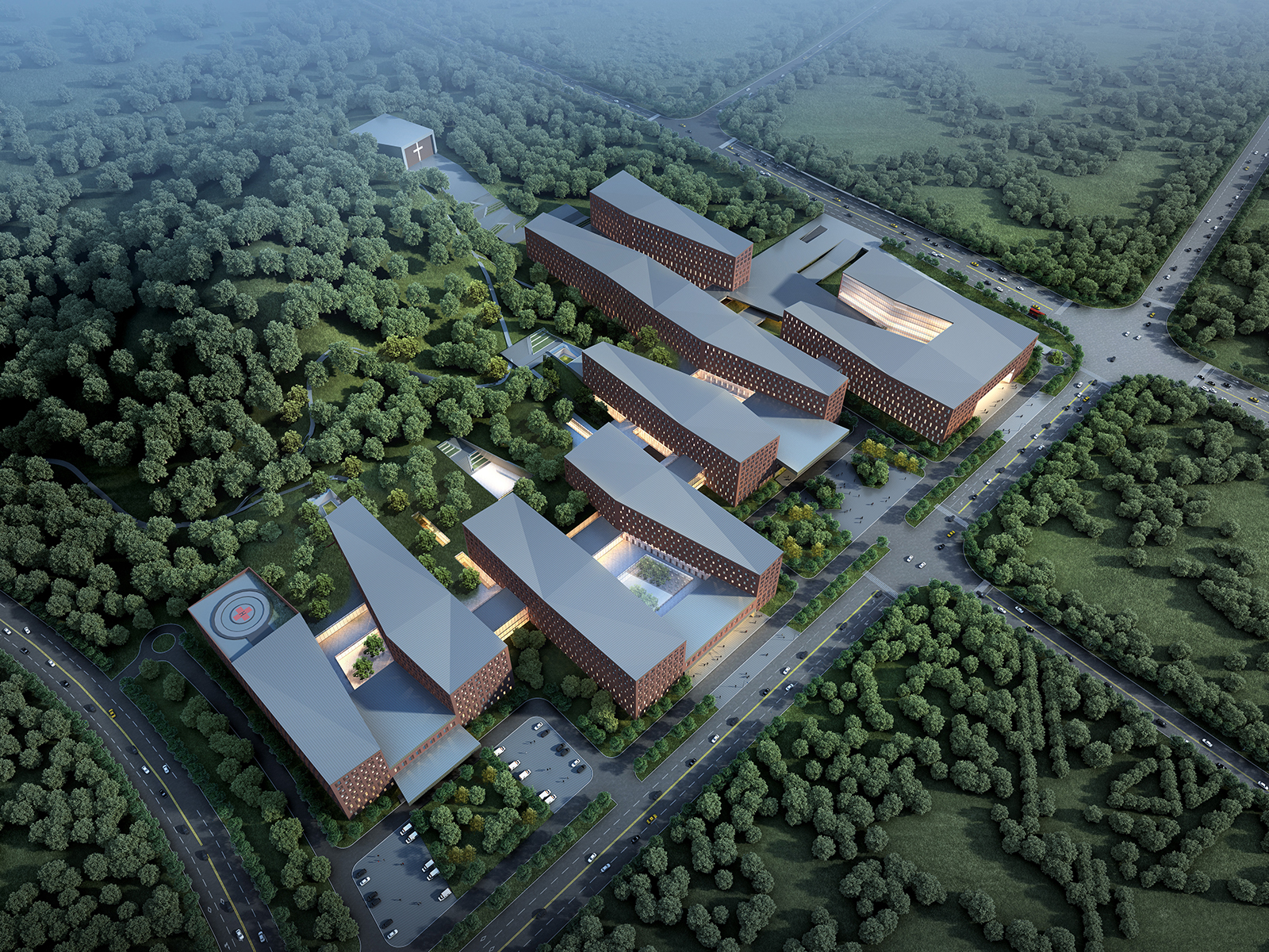 The Fifth Xiangya Hospital of Central South University  Changsha,China