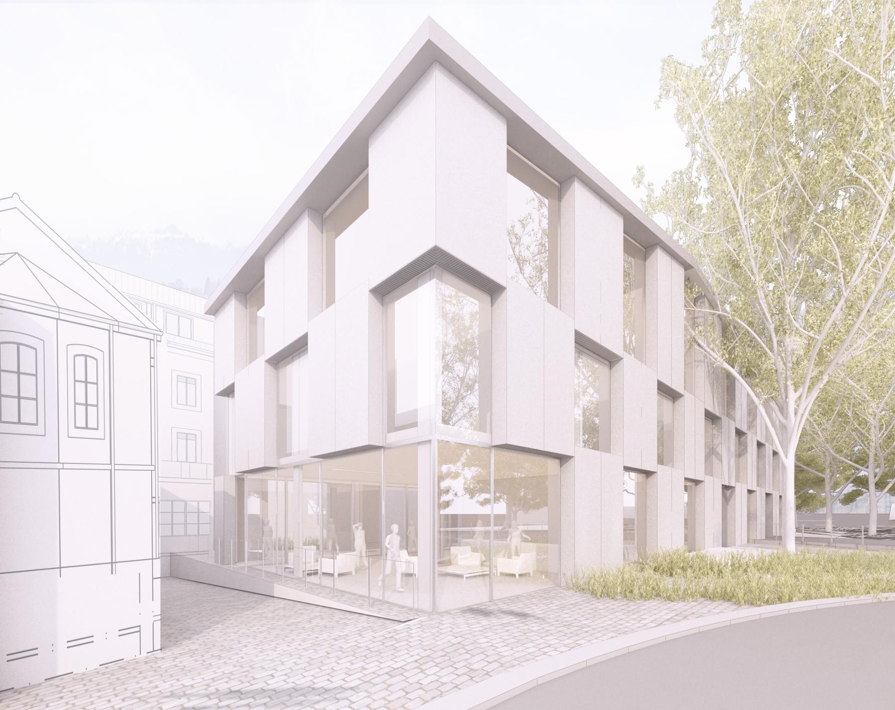 FMC Aged care home of Vevey  Vevey,Switzerland