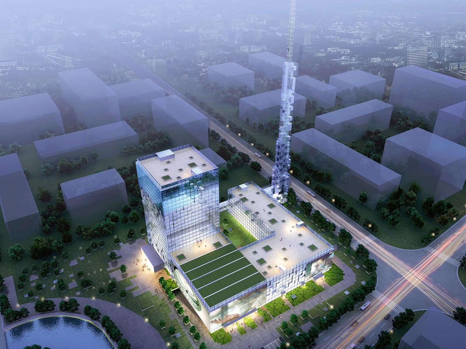 浦东文化广播电视中心_Pudong New District Broadcast TV Centre_Right_02.jpg