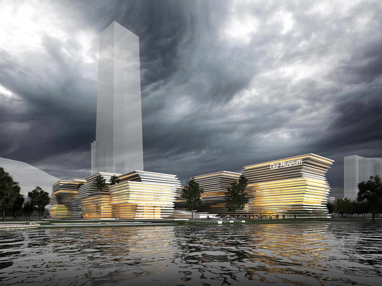 Shenzhen Sea World Culture Art Center