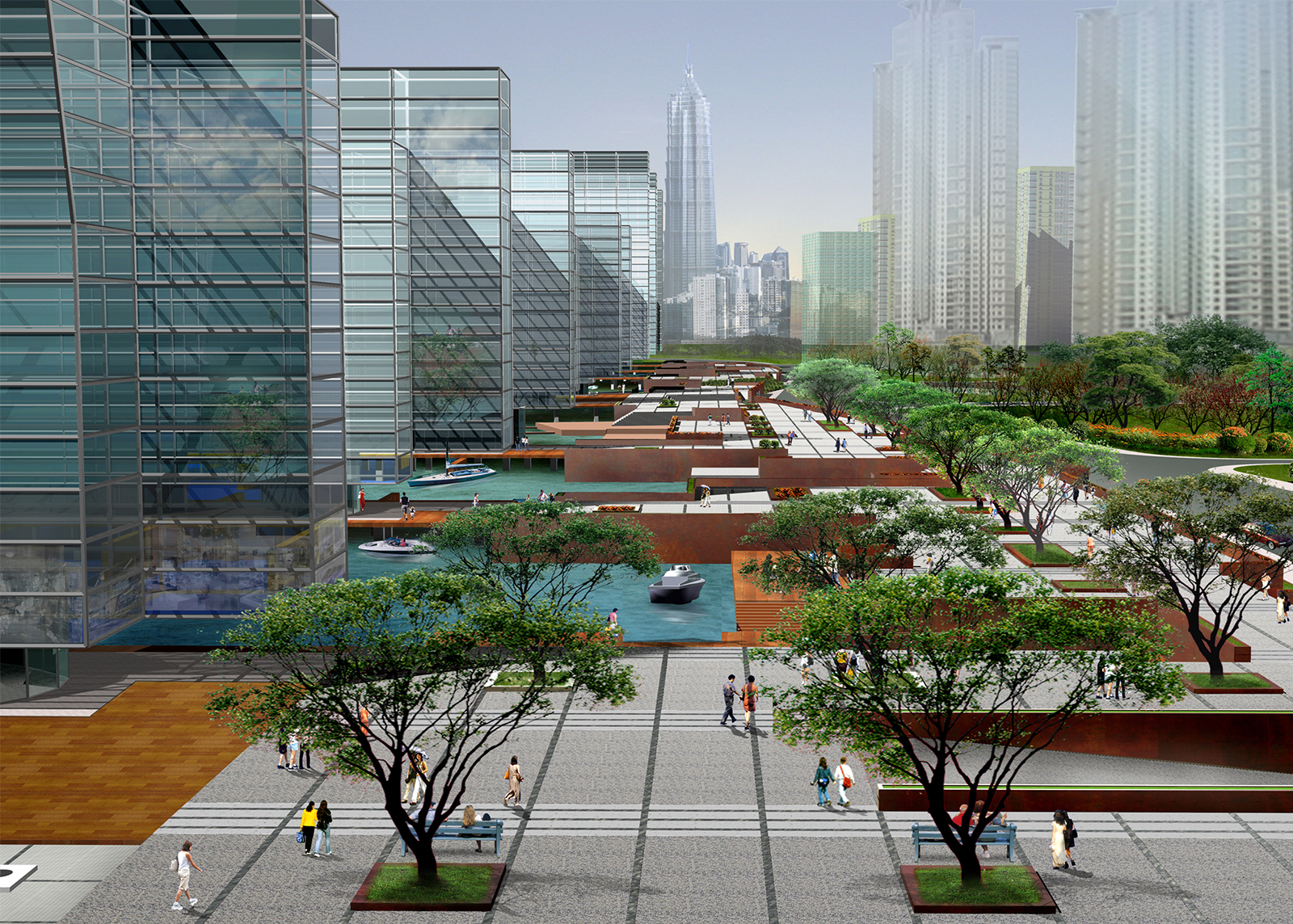 上海世博村(E18地块)规划及城市设计_2010 Shanghai EXPO Village Planning_Left_01.jpg