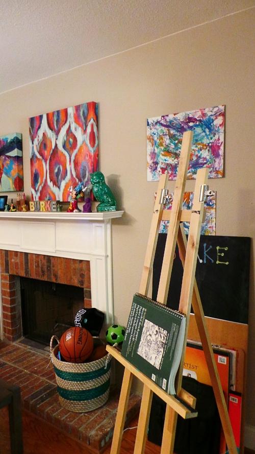 Art Corner Home Decor