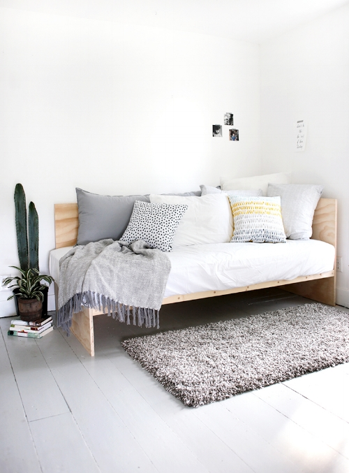 Plywood Daybed