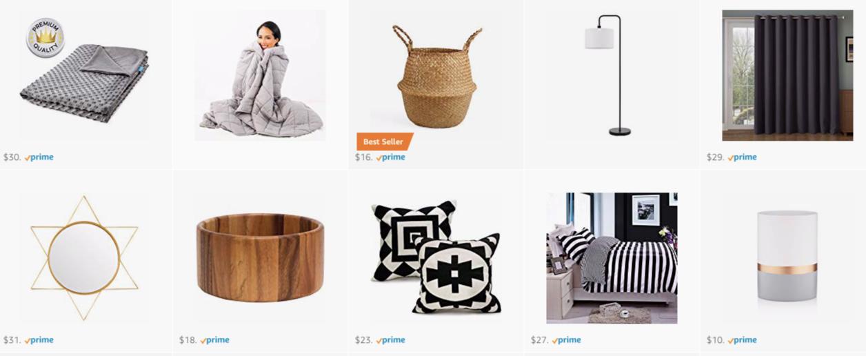 Shop The Blog Home Decor
