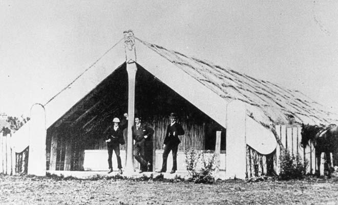 At Maungakawa, north of present-day Cambridge in the Waikato, King Tāwhiao established the Kauhanganui in 1880.