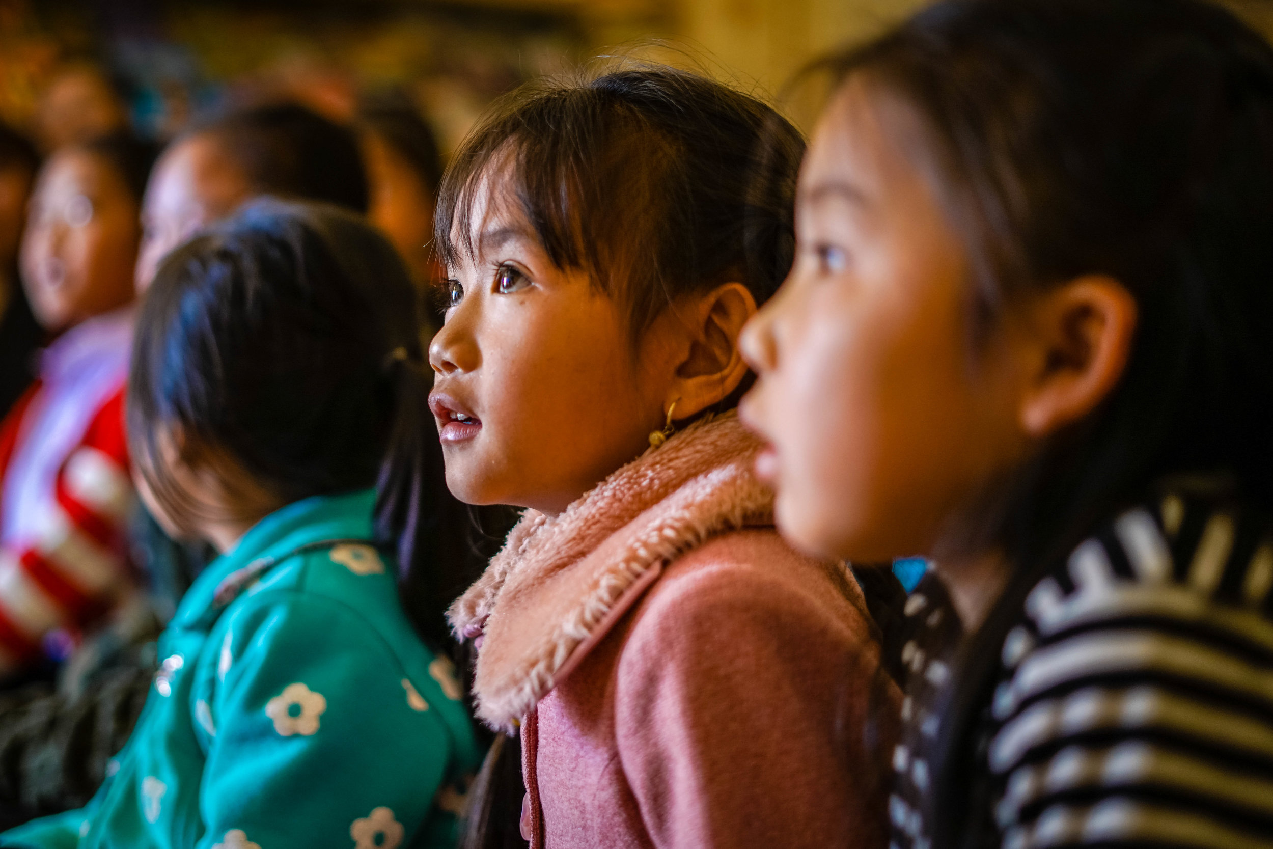 Girl in education | Lao PDR   ©LaurenKanaChan