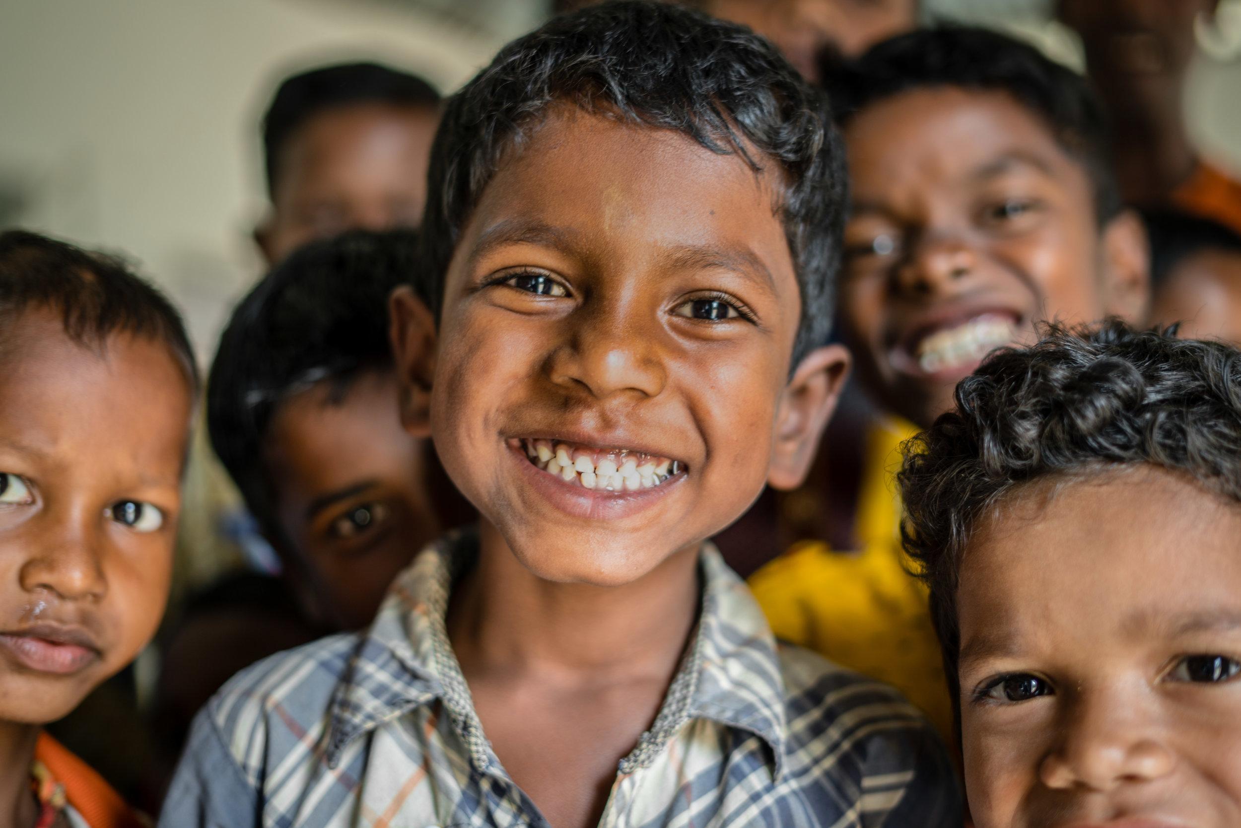 Boys in education | Bangladesh   ©LaurenKanaChan