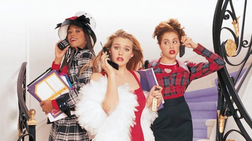 'Clueless' Name a more iconic 90's movie, I'll wait