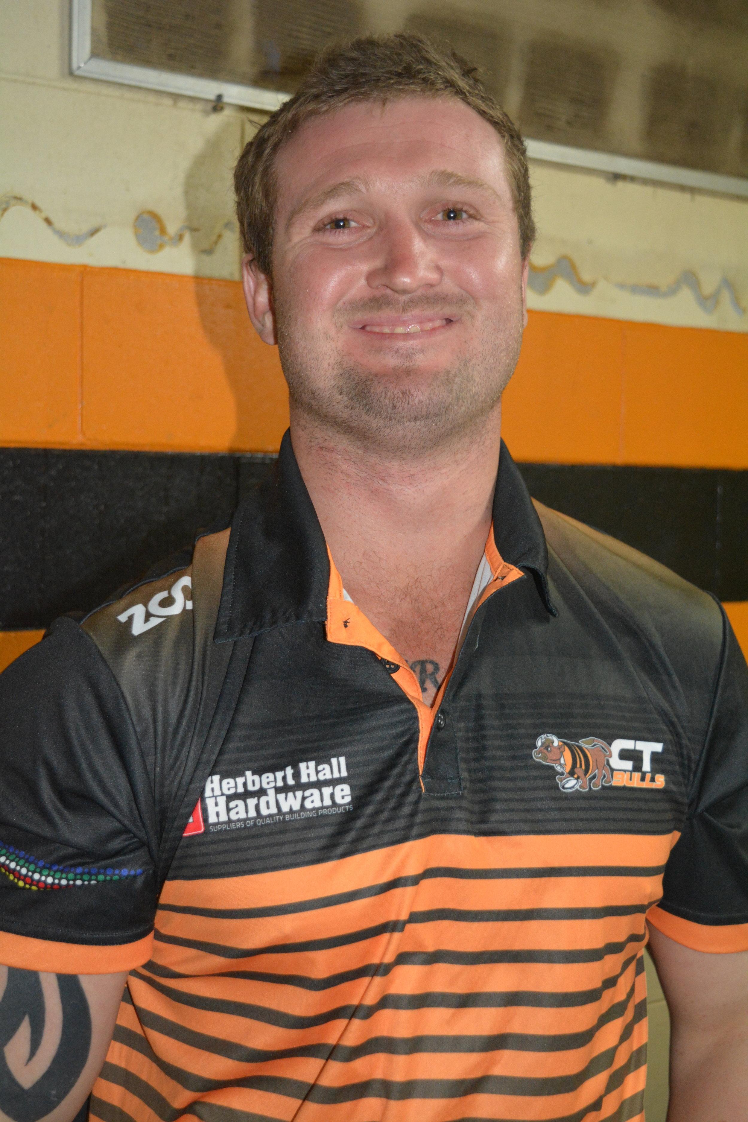 A Grade Captain Josh Robins