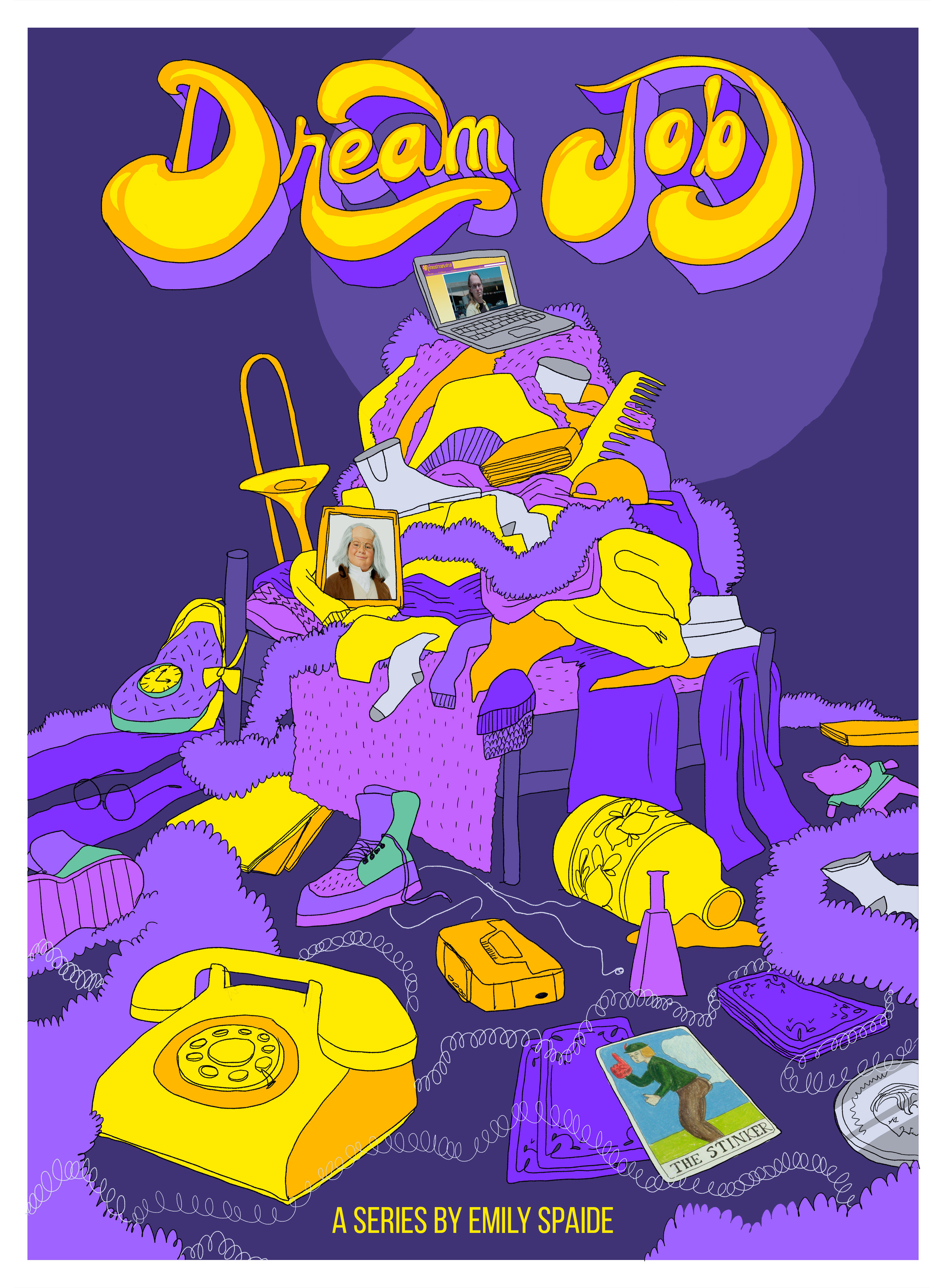 Poster by Maddy Peters