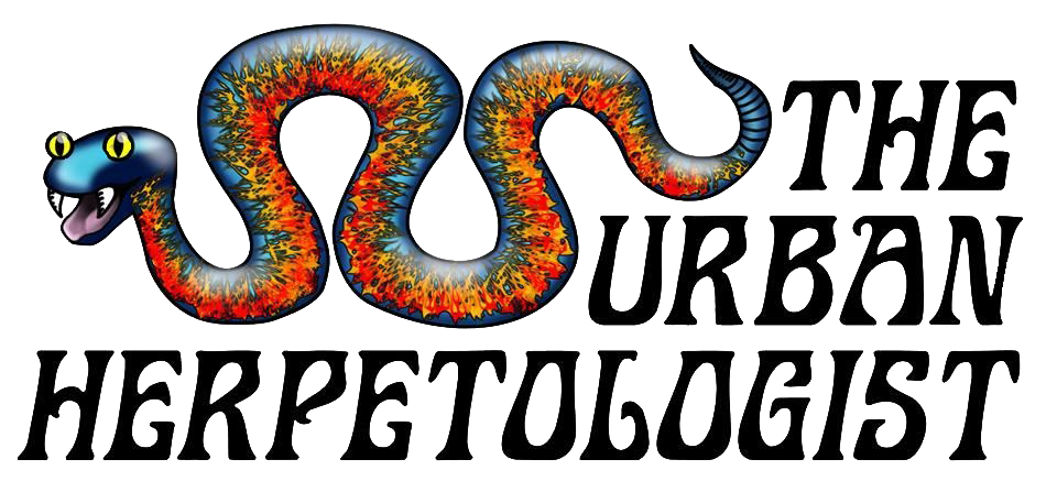 the urban herpetologist logo