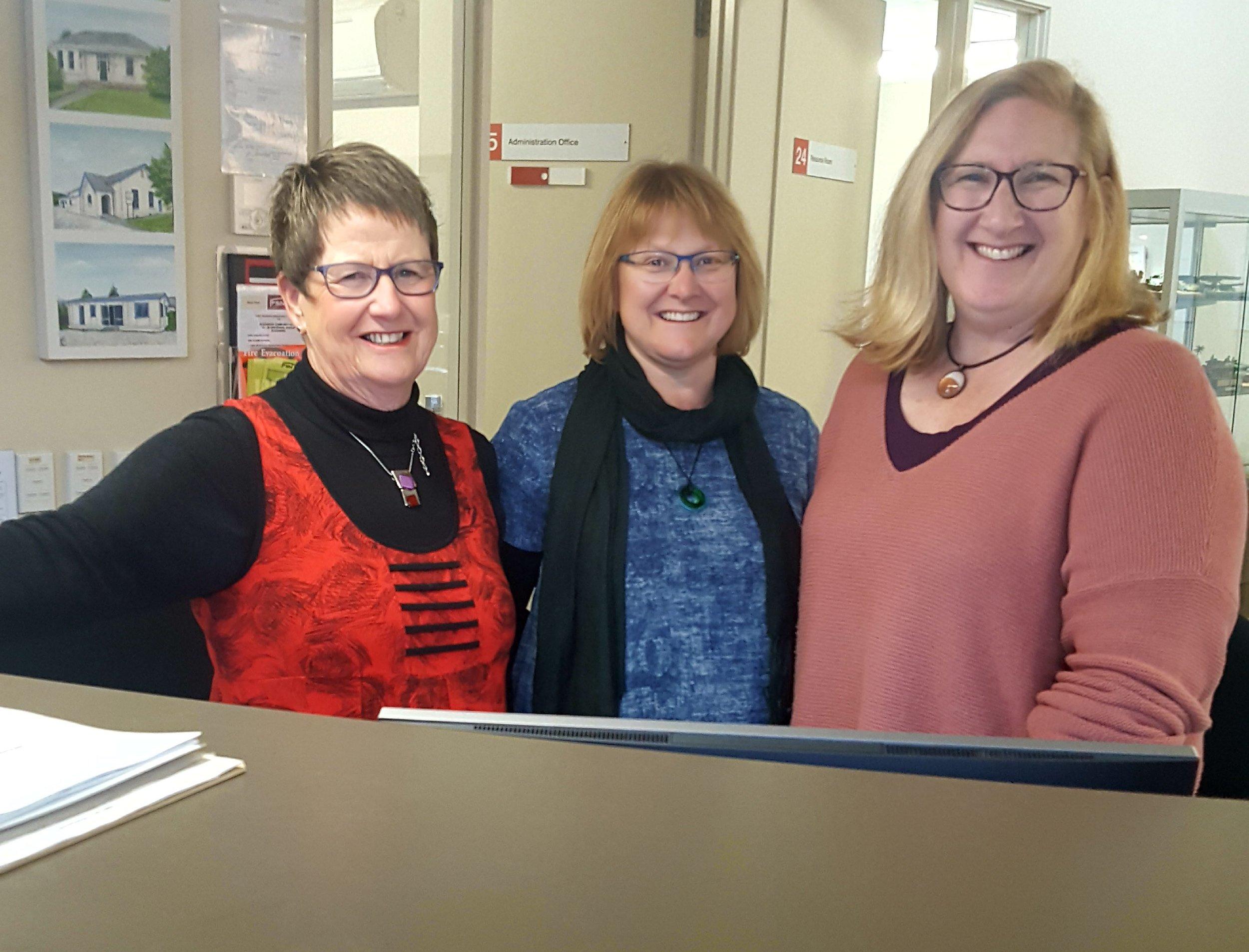 - Alexandra Community House Reception Staff