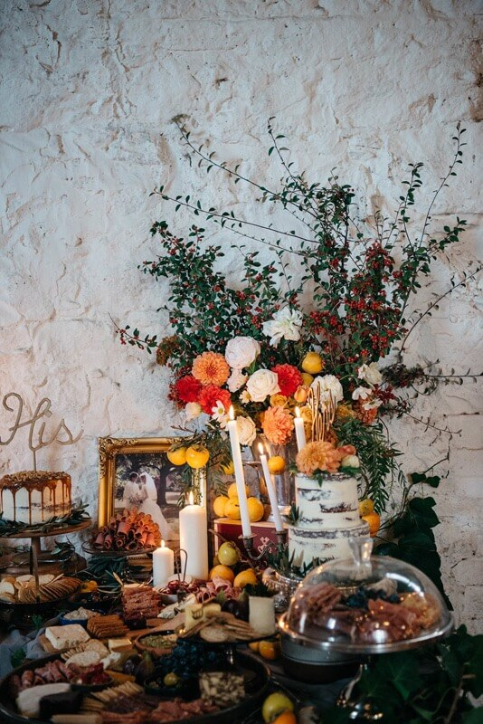 Cakes, grazing table, wedding, flower.jpg