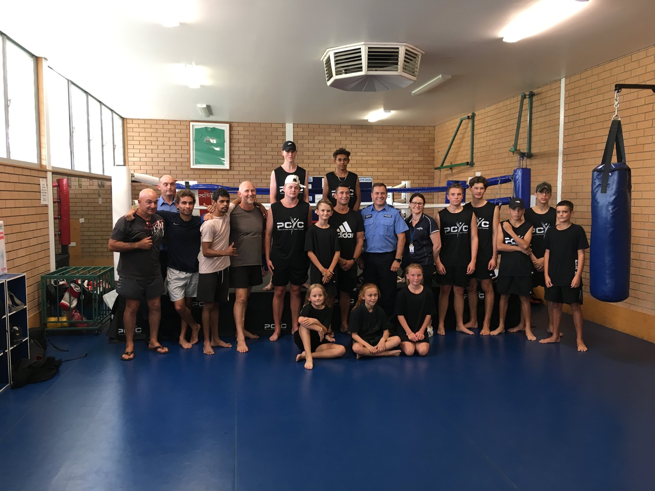 Fremantle Allstars Boxing Club - I run a boxing and fitness program for 12-18 year olds at the Fremantle PCYC in conjunction with the WA Police. Classes are conducted in a supportive and encouraging environment. We welcome fathers and sons and mothers and daughters.