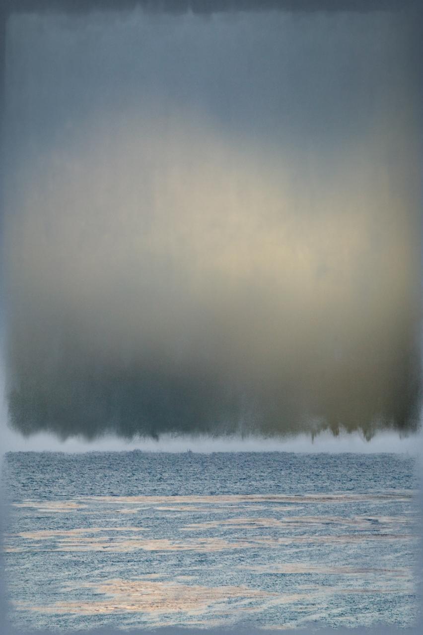Homage to Rothko 8
