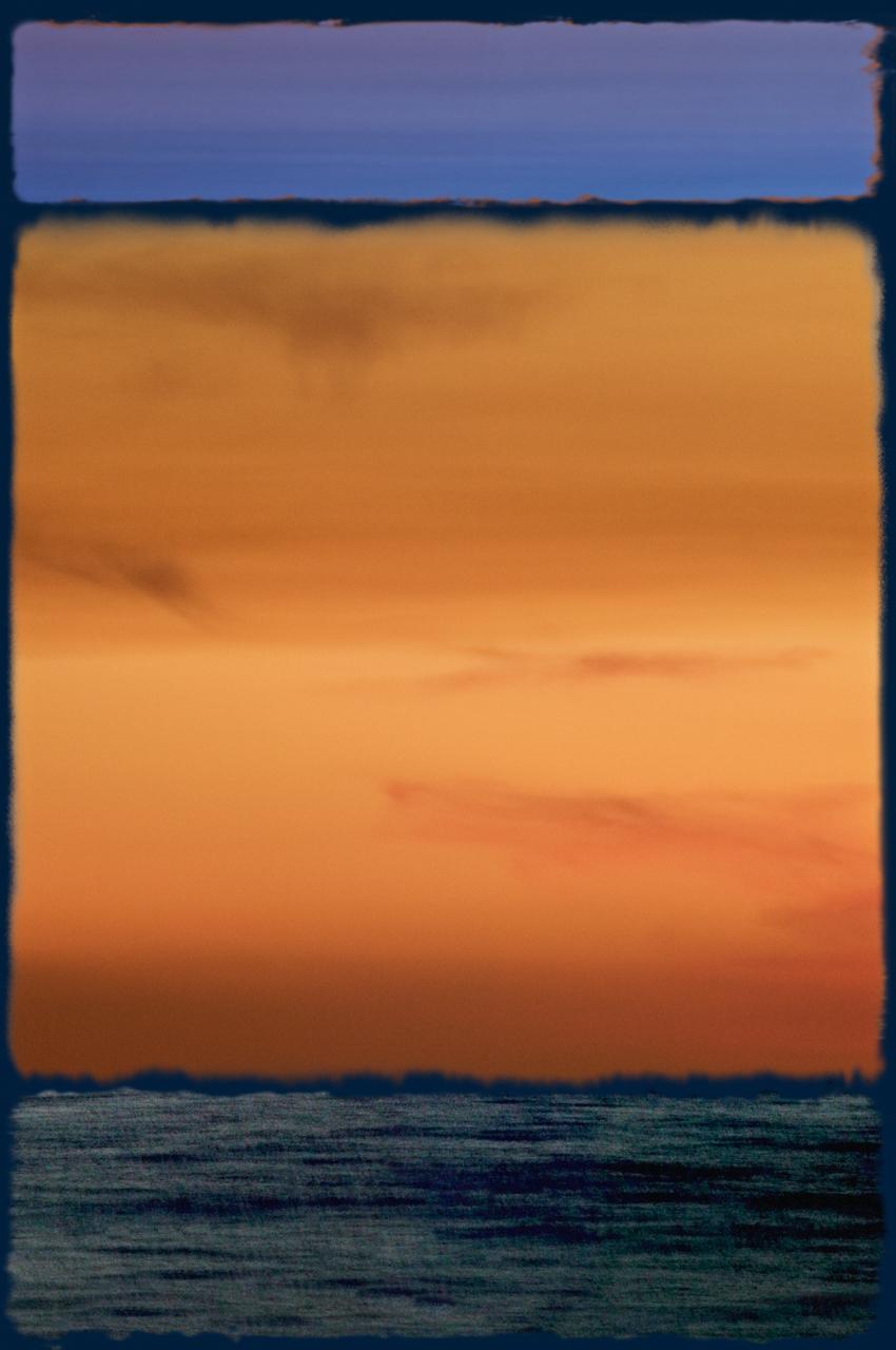 Homage to Rothko 12