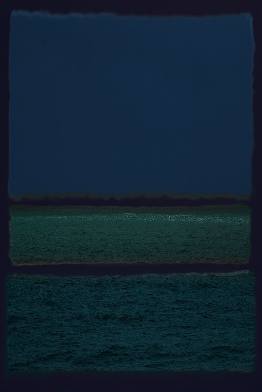 Homage to Rothko 15