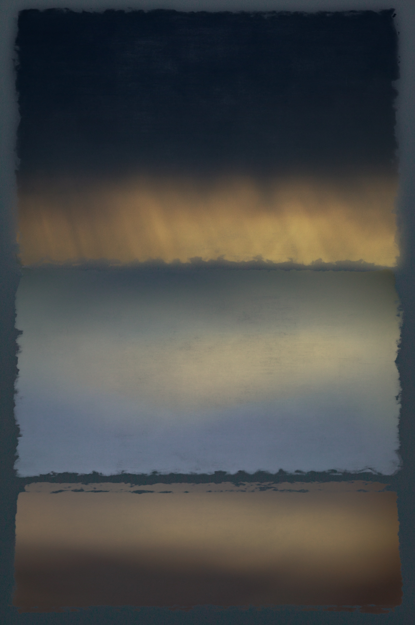Homage to Rothko 17