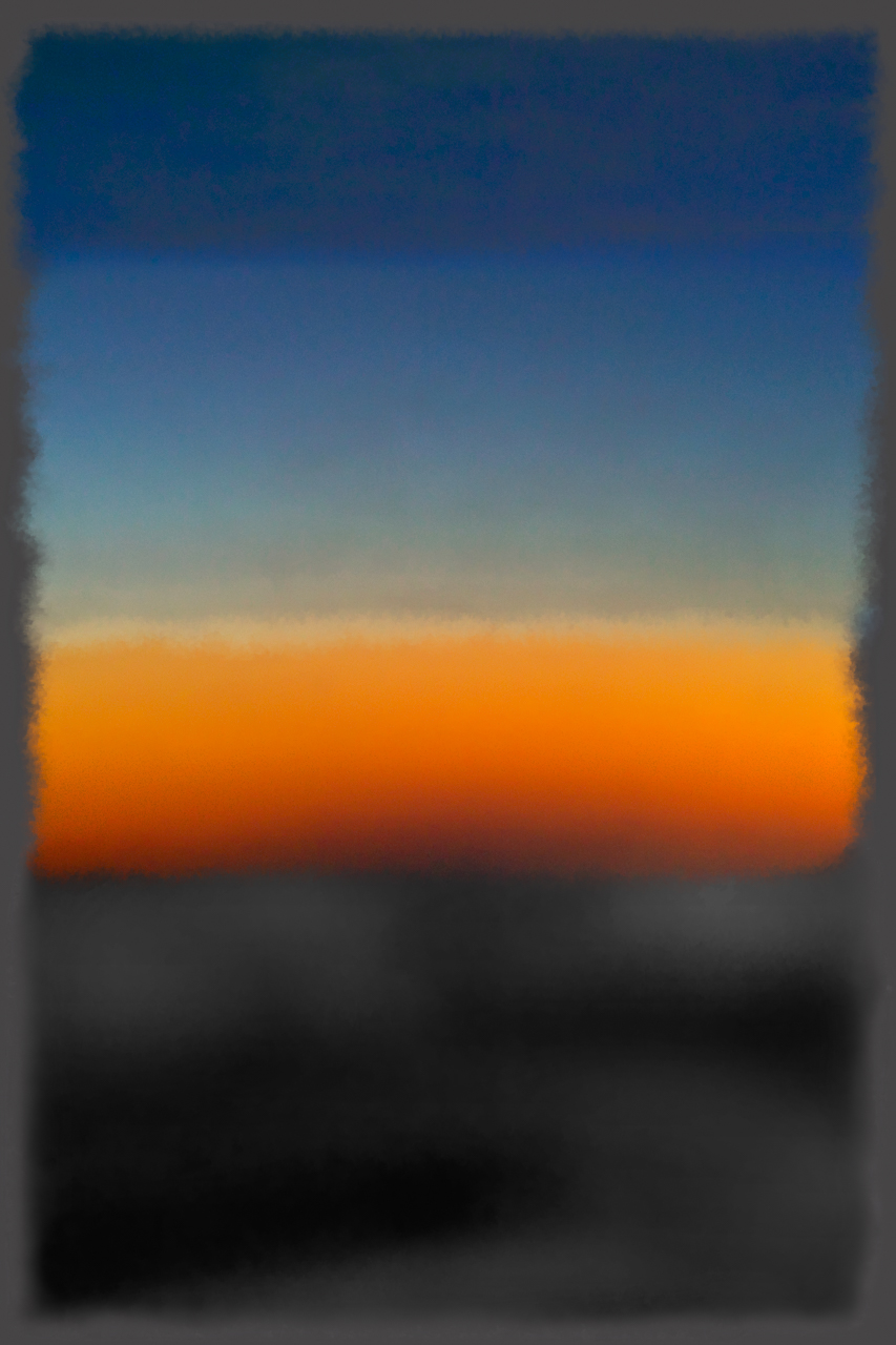 Homage to Rothko 21